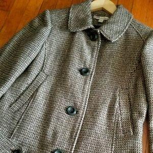 American Rag Wool Blend Trench Coat